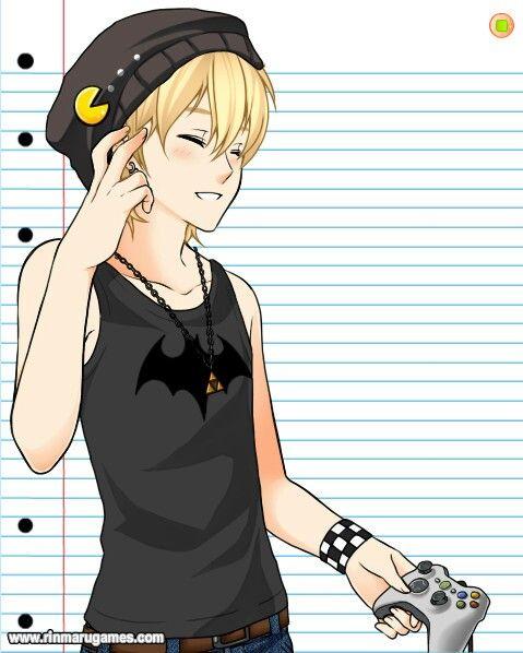 Human BEN. haha that's adorable