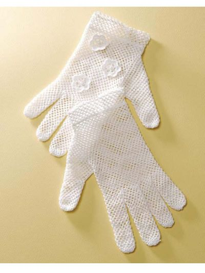 Bridal Gloves crochet pattern!