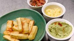 Nacho Style Chilli Chips