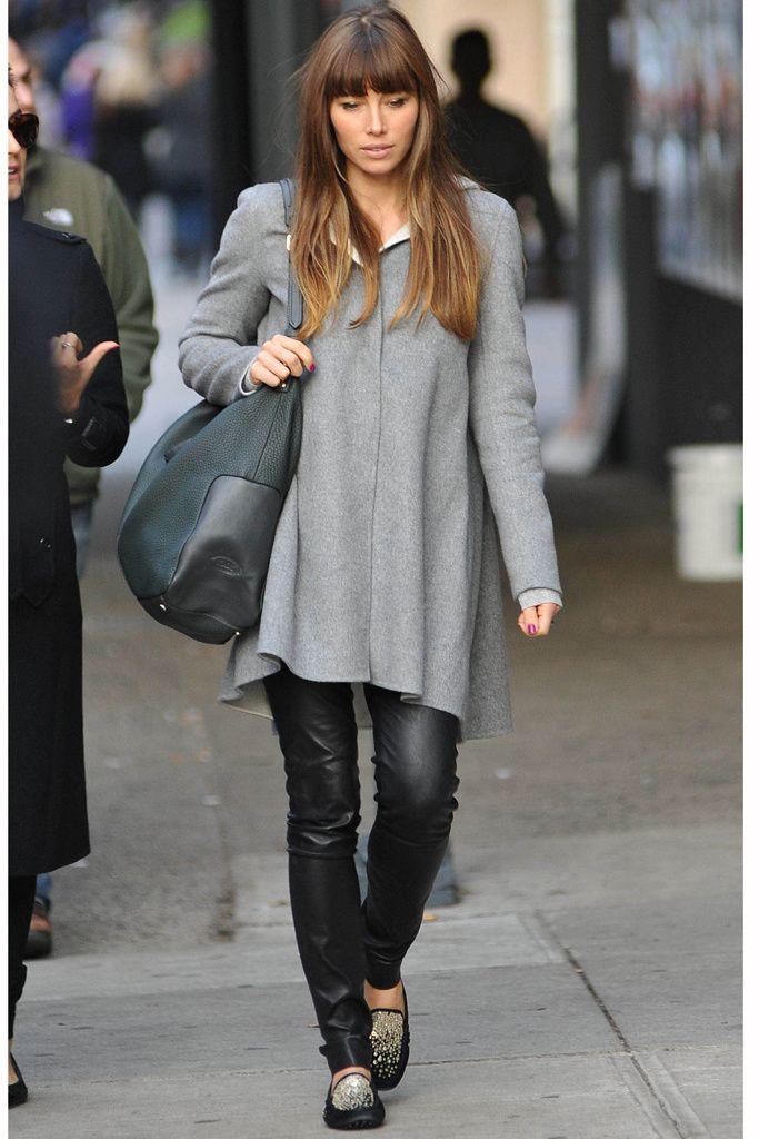 Súper abrigo #moda #estilo