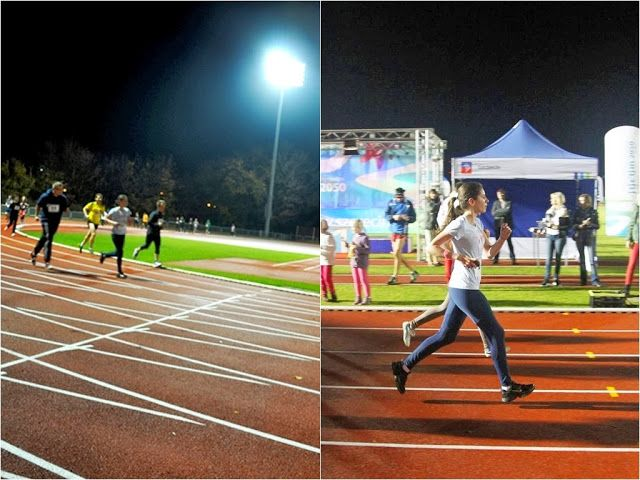 Sport: First official race (and new life record) | Sztuka Studiowania - Art of Studying