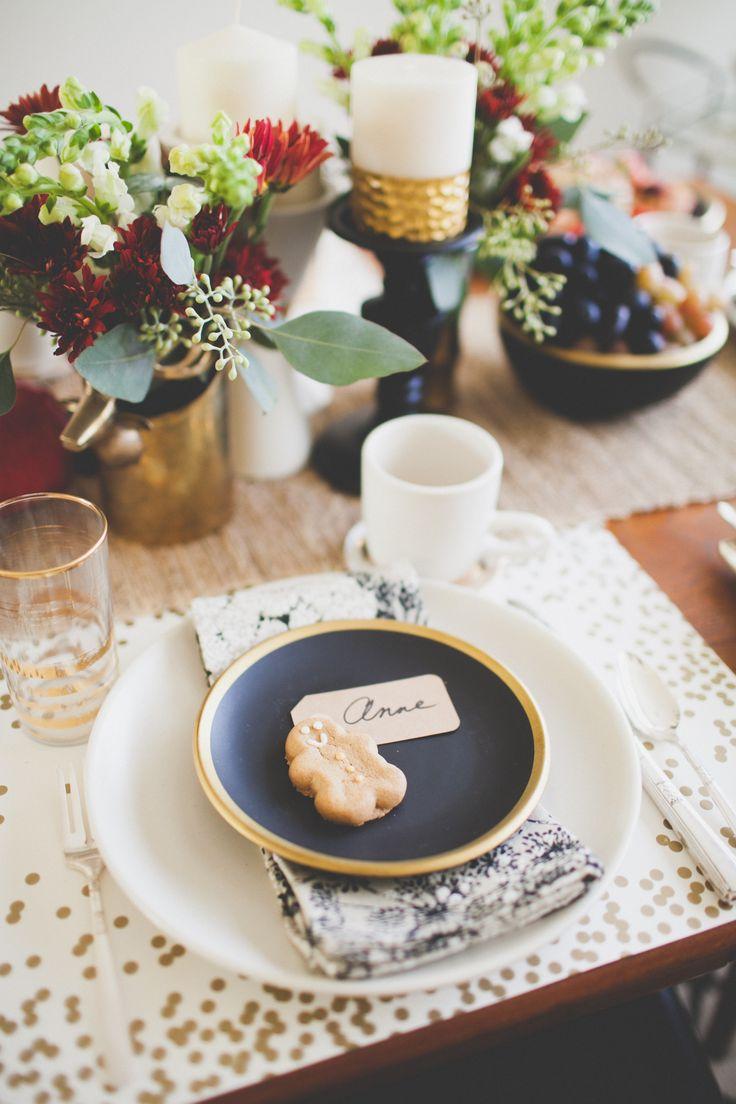 midcentury christmas decorating