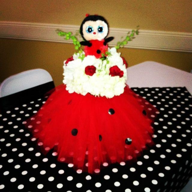 Best ladybug party images on pinterest