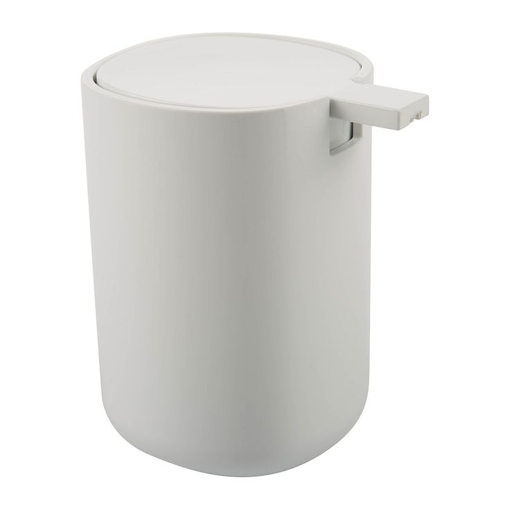 This Alessi Birillo Liquid SoapDispenser is a sleek and stylish accessory for your bathroom. It's perfect for storing and dispensingliquid soapand is made from white PMMA. Thisliquid soapdispense