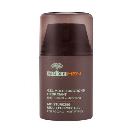 Nuxe Moisturizer - refreshing with a descent smoked scent