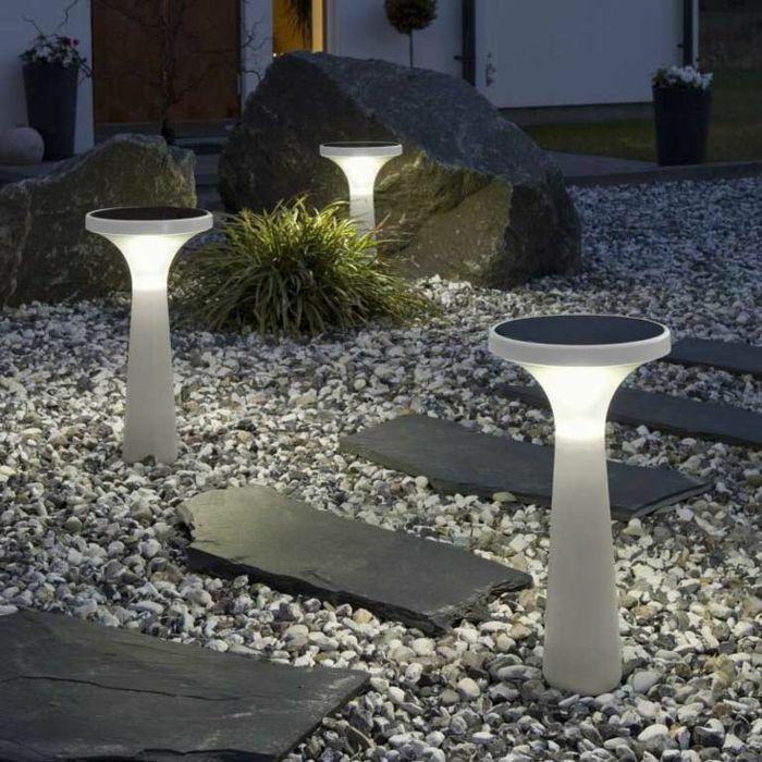 solarlichter für den garten solarlampen