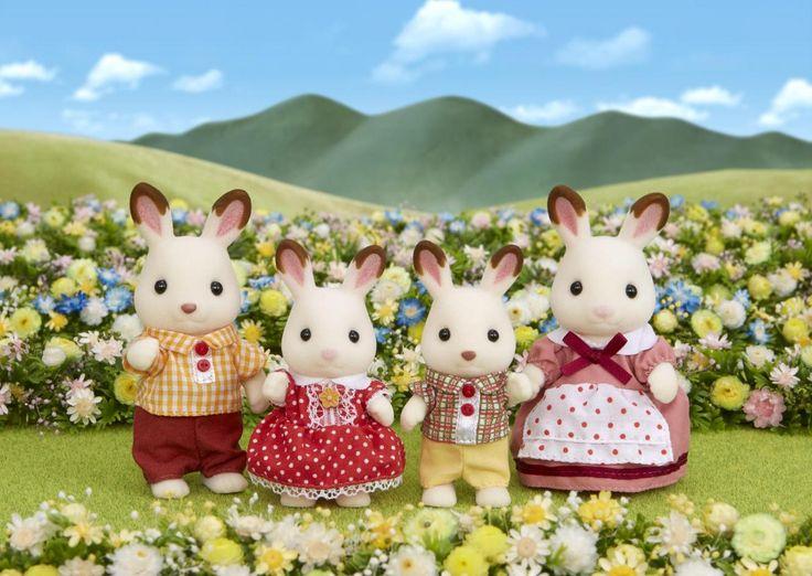 Τόσο γλυκά λες και έχουν βουτήξει τα αυτάκια τους στην σοκολάτα.