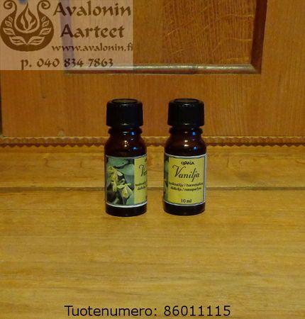 Osmia'a Vanilla aroma oil / Osmian Vanilja tuoksuöljy
