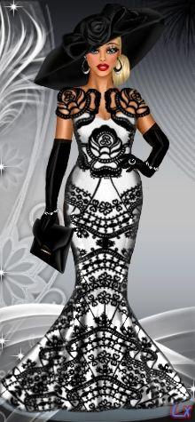 Dress Up Games   Diva Chix: The Fashionista's Playground