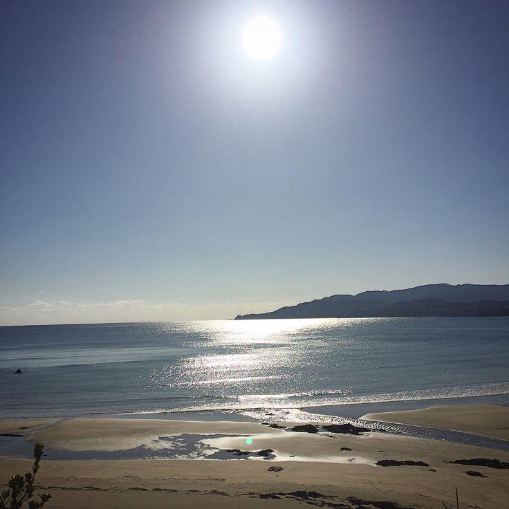 大岐の浜  Oki Beach