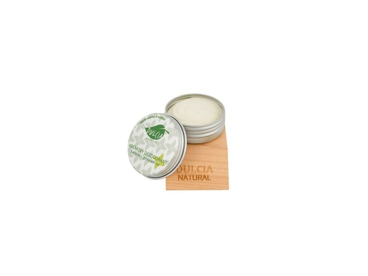 Dulcia Natural krémový deodorant Šalvěj - grapefruit