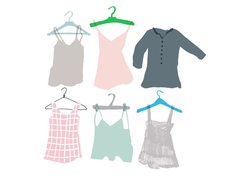 730 Best Images About Hangers Illustrations On Pinterest