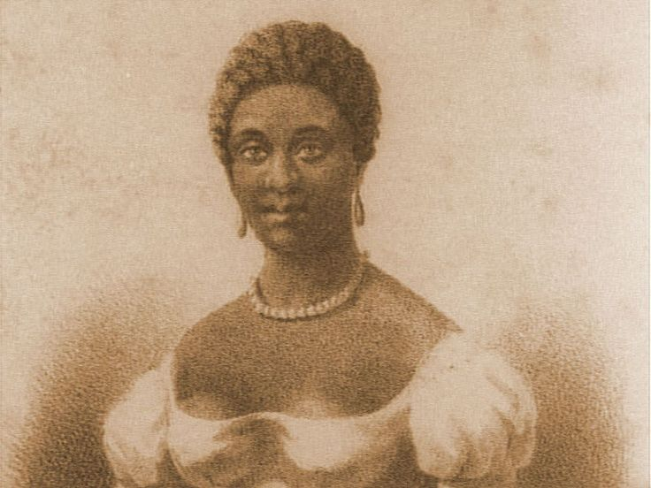 Meet Phillis Wheatley--Imagine the risk she bore as an African and a woman—as one who, according to her society, should have remained voiceless.