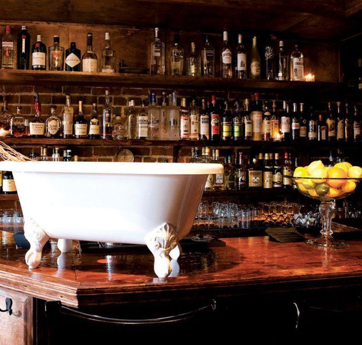 Bathtub Gin And Co Belltown