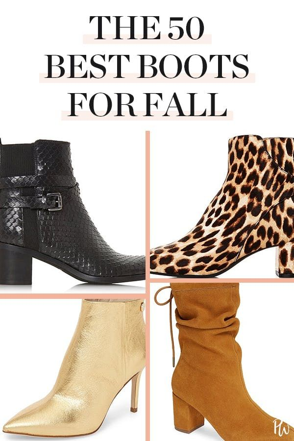 09eee670ddb The Ultimate Guide to the 50 Best Boots for Fall | Say Hello to My ...
