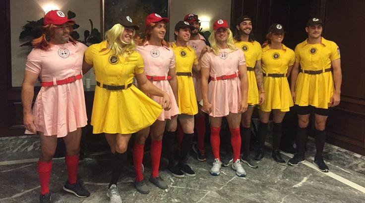ΗΠΑ: Οργή από παίκτες του μπέιζμπολ επειδή δεν μπορούν πια... να ντύνονται γυναίκες