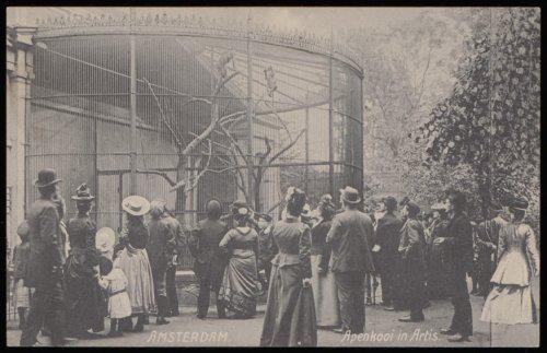 Artis Zoo, 1910