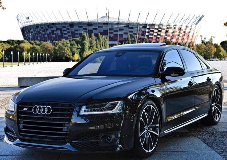 The Dream Spec 2017 Audi S8 Plus