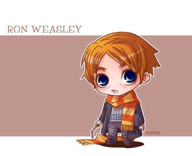 Ilustraciones de Harry Potter ♥