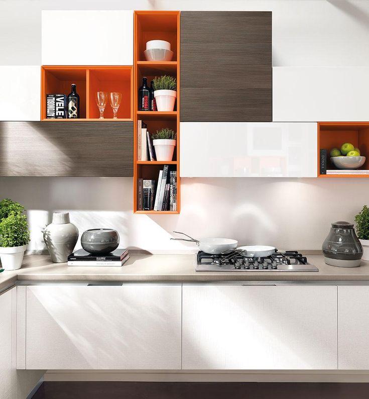 54 best Cucine Lube images on Pinterest | Kitchen ideas, Kitchens ...