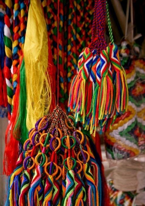 Tibetan Tassels--