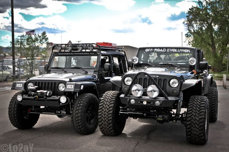 Jeep American Expedition Vehicles Spider Lj Page