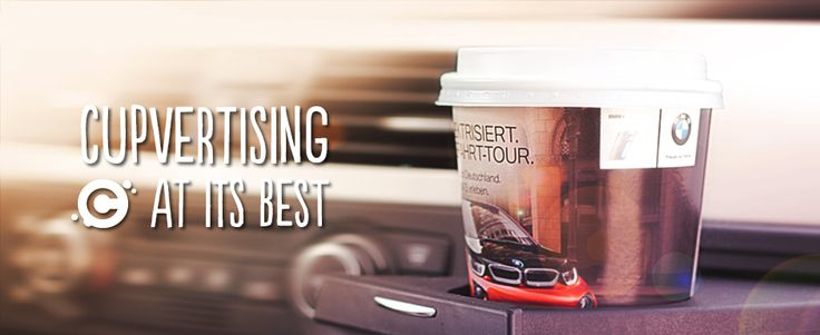 Individual printed #coffee to go #cups