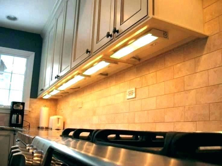 Under Counter Kitchen Lighting Concealed Best Cabinet