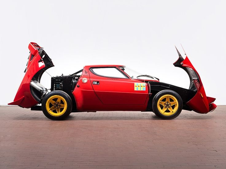 1977 lancia stratos hf group 4 classic driver market
