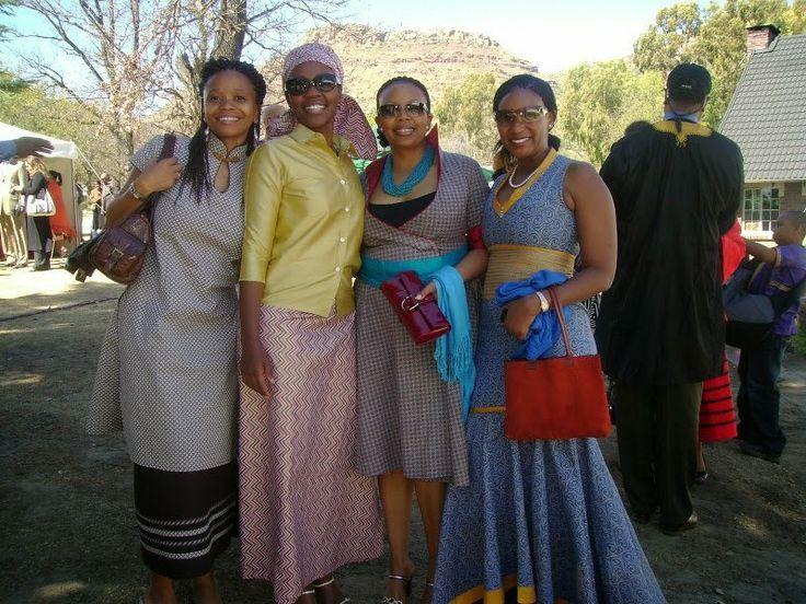 Xhosa Traditional Swheswhe Dresses