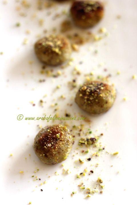 Gnocchi di pistacchi