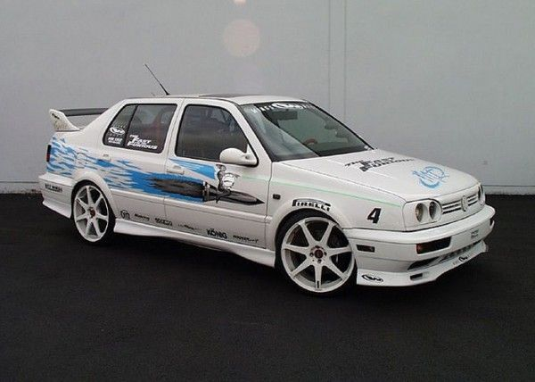 1995 Volkswagen Jetta - The Fast & The Furious
