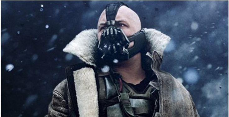 The ultimate bane costume guide for cosplay lovers. #BaneCoat #TheDarkKnightRises #TomHardy #Cosplay #ComicCon #DC #TheDarkKnightRises #warriorjackets