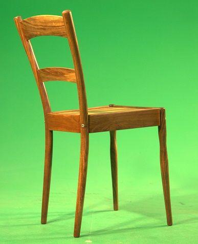 Bentwood Kiaat Globe chair