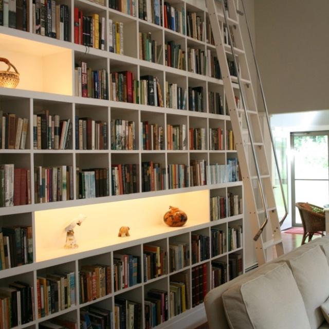 Licht in je boekenkast
