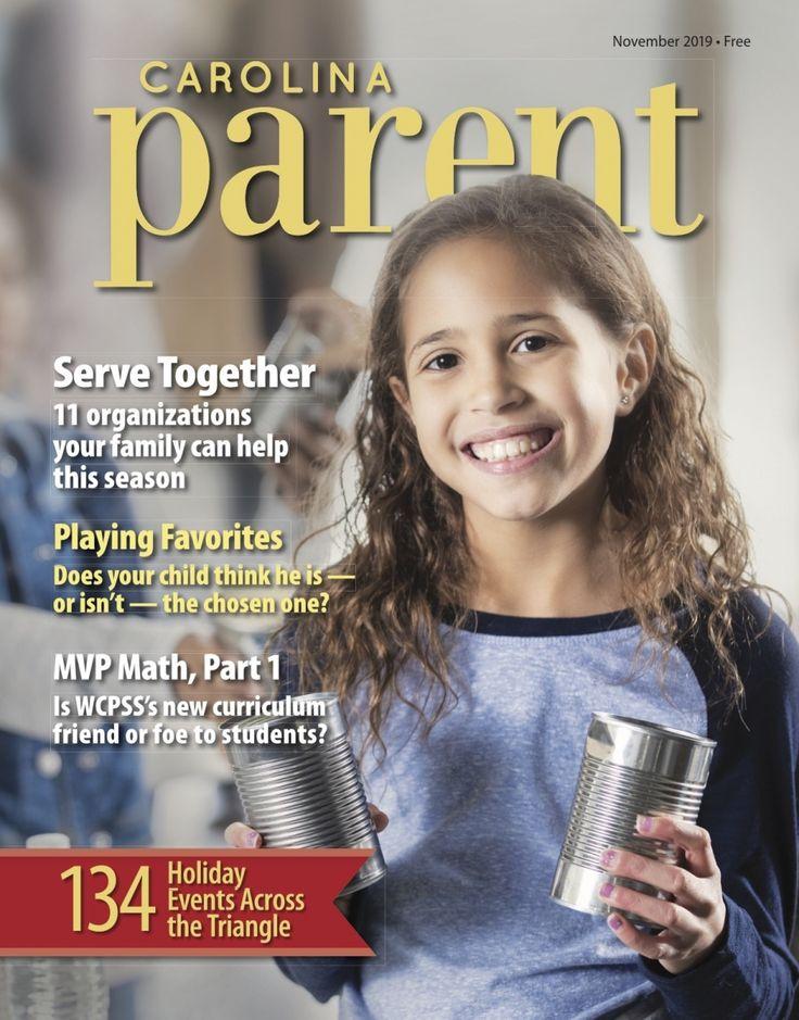 Carolina parent november 2019 wake county holiday
