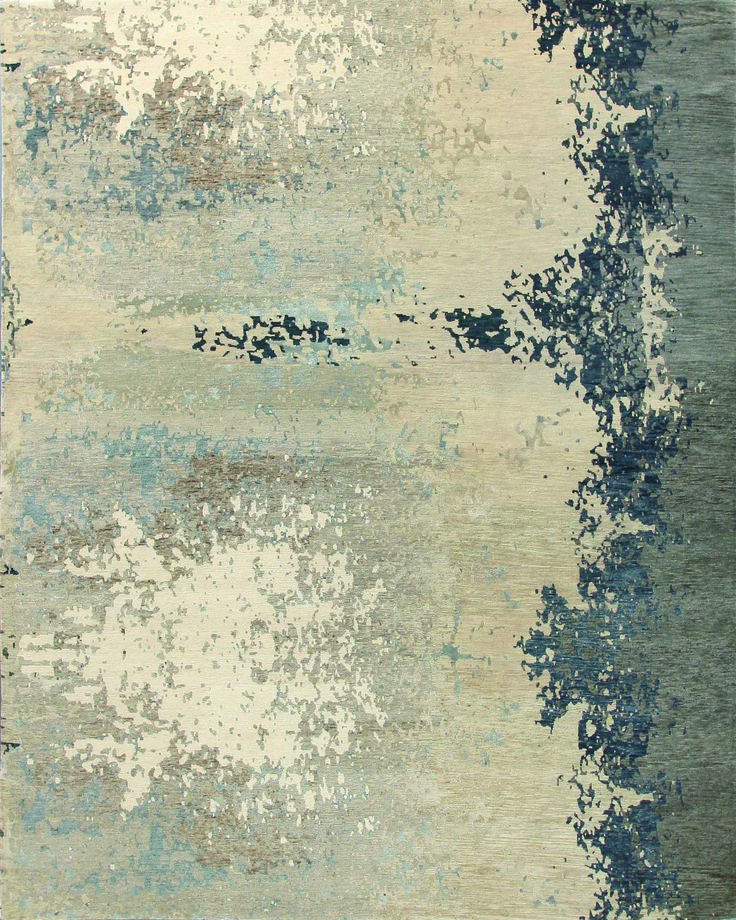 Patina Slate From New Moon Rugs Suites At Market Square G 4029.  #DesignonHPMkt