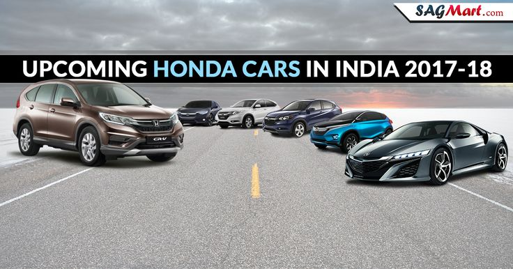 We have prepared a list about Upcoming Honda Cars in India. Check out the Upcoming Honda cars launched in India -
