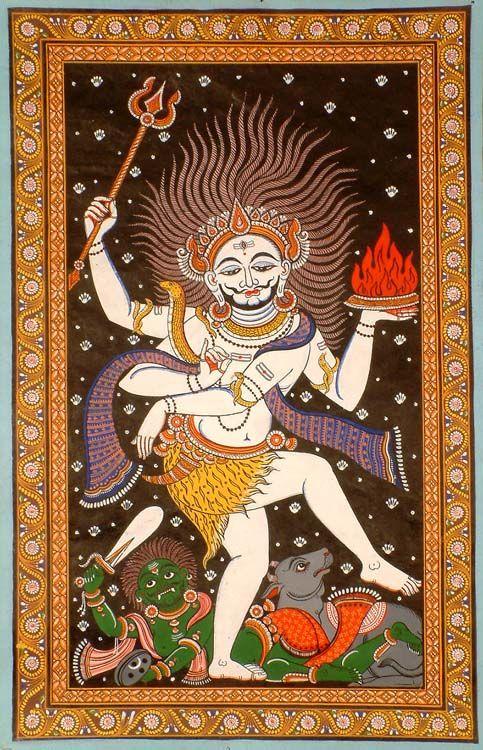 Bhairava, Orissa