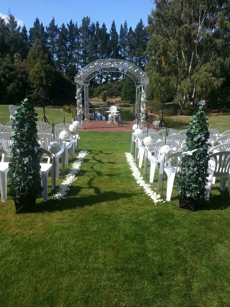 Our beautiful venue and gardens - Hampton Lea Gardens.  #simplyweddings #weddingvenue #hamptonleagardens #completeweddings