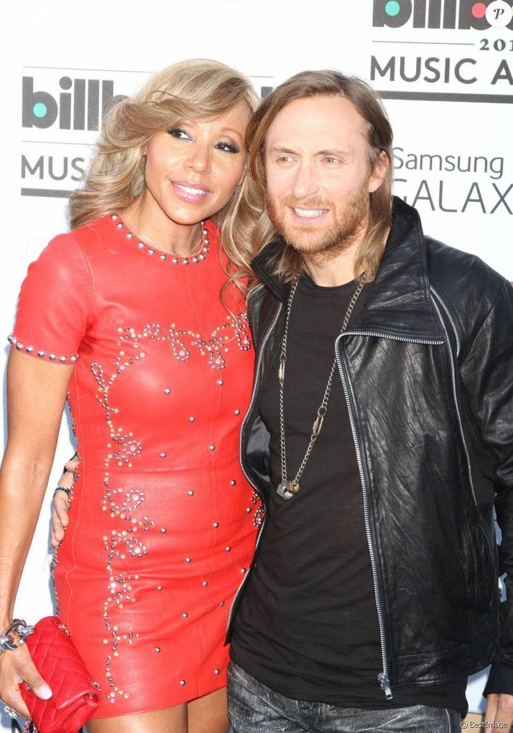 "David Guetta, Cathy Guetta - People à la soiree ""2013 Billboard Music Awards"" au ""MGM Grand Garden Arena"" à Las Vegas, le 19 mai 2013."