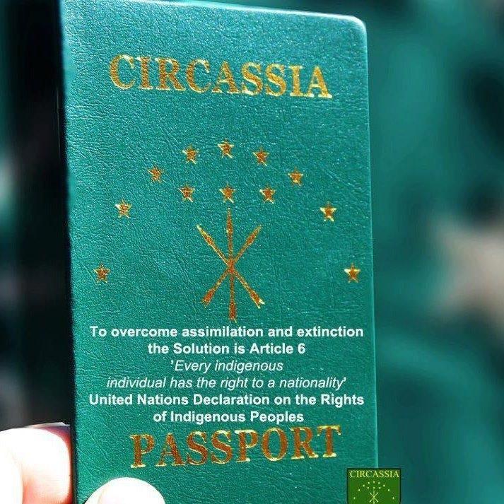 Circassian passport