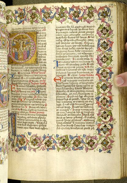 Breviary, MS M.200 fol. 178r - Images from Medieval and Renaissance Manuscripts - The Morgan Library & Museum