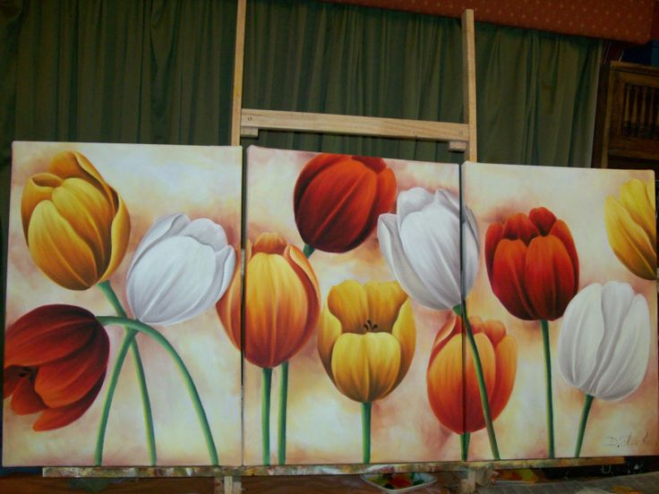 tulipanes More