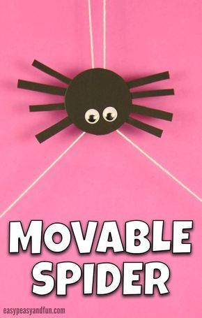 Movable Spider Craft