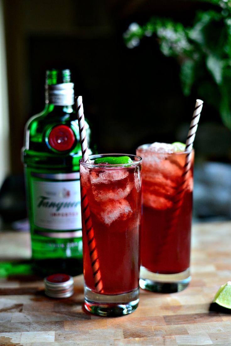 Pomegranate Gin & Tonic l SimplyScratch.com (11)