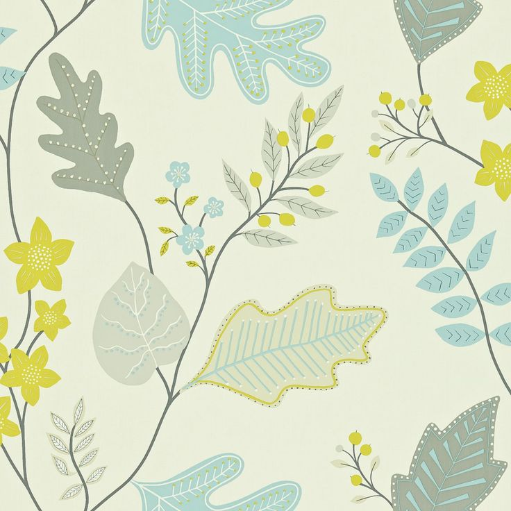 Harlequin Wallpaper, Folia-Larcarno