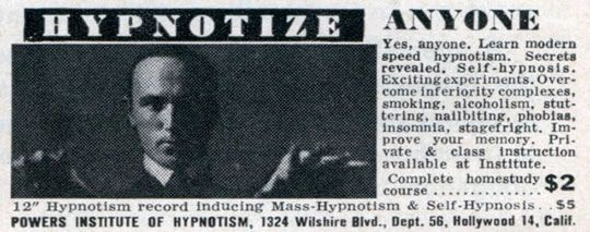 Hypnosis Training - Learn Hypnosis Online - Conversational ...