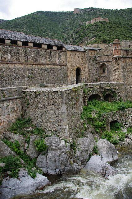Villefranche de Conflent, Pyrenees-Orientales, France