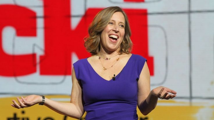 Susan Wojcicki wearing our Marco Bicego Murano Mixed Stone Long Necklace. http://bit.ly/1UmMRf5